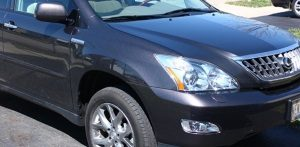 2008 Lexus RX350 Pebble Beach Edition