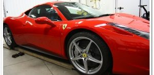 Full Detail and Paint Correction: Ferrari 458 Italia by Todd Cooperider of Esoteric Auto Detail