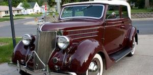 1936 Ford Sedan Convertible