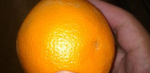 Car Finish Orange Peel Issue