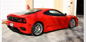 1300 Mile Journey. Ferrari Gets Shipped From Texas To Ohio For Detailing!
