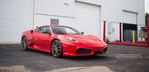 Italian Excellence: Ferrari 430 Scuderia Paint Correction and Detailing by AutoLavish