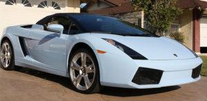 23 hour Lamborghini Gallardo reconditioning