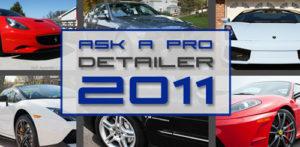 2011 Ask-a-Pro Blog Recap
