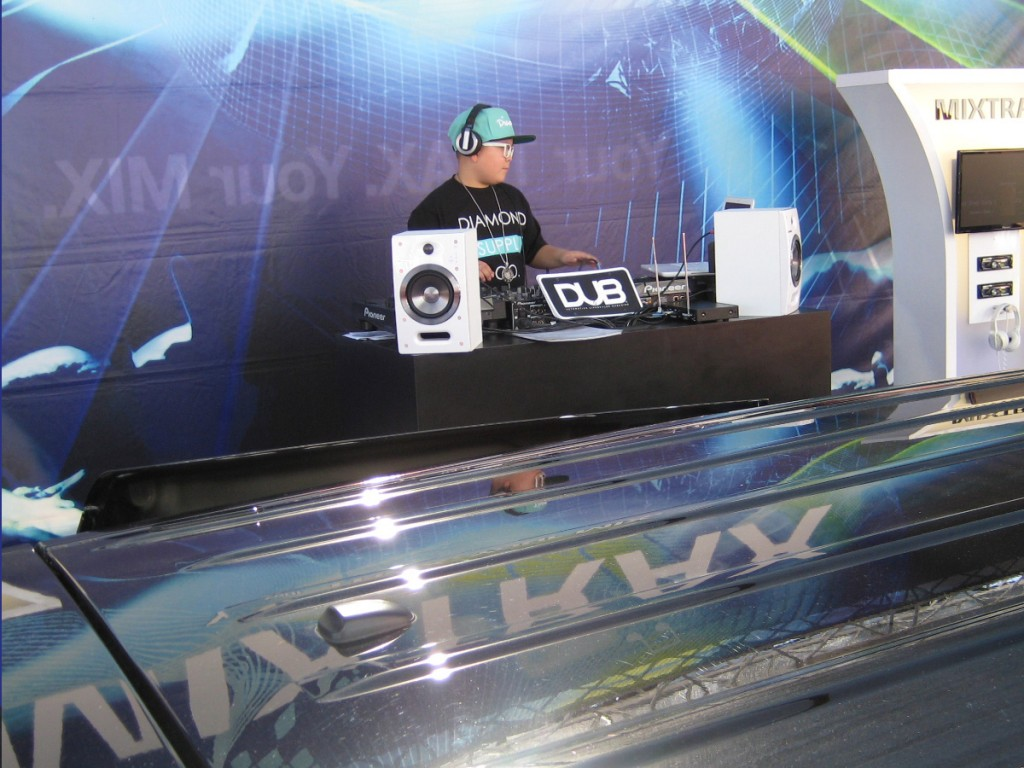 DJ Baby Chino World's Youngest DJ