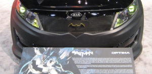 Five Awe-Inspiring Cars From Kia & DC Comics [SEMA Show 2012]