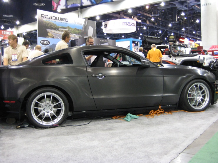 Favorite Day 1 Cars [SEMA Show 2012]