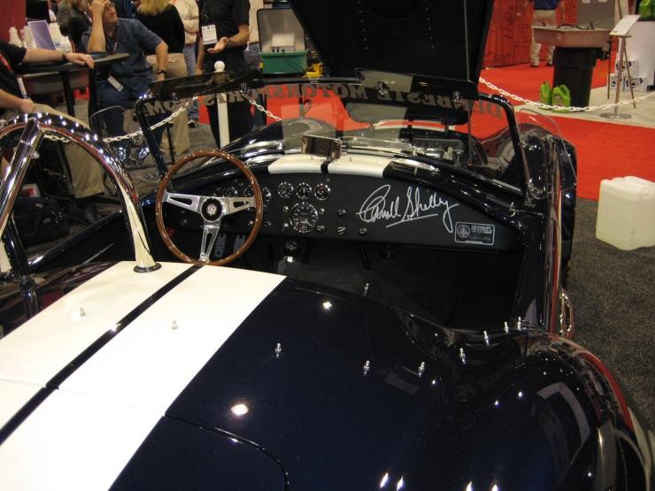 Shelby Mustang - Carroll Shelby [SEMA 2012]