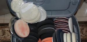 Surbuf Pad Storage