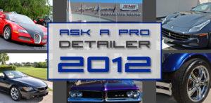 2012 Ask-a-Pro Blog Recap