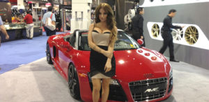Red Hot Cars & Girls – Valentine's Day 2013 Edition