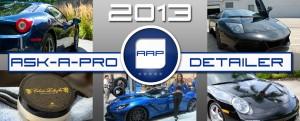 2013 Ask-a-Pro Blog Recap