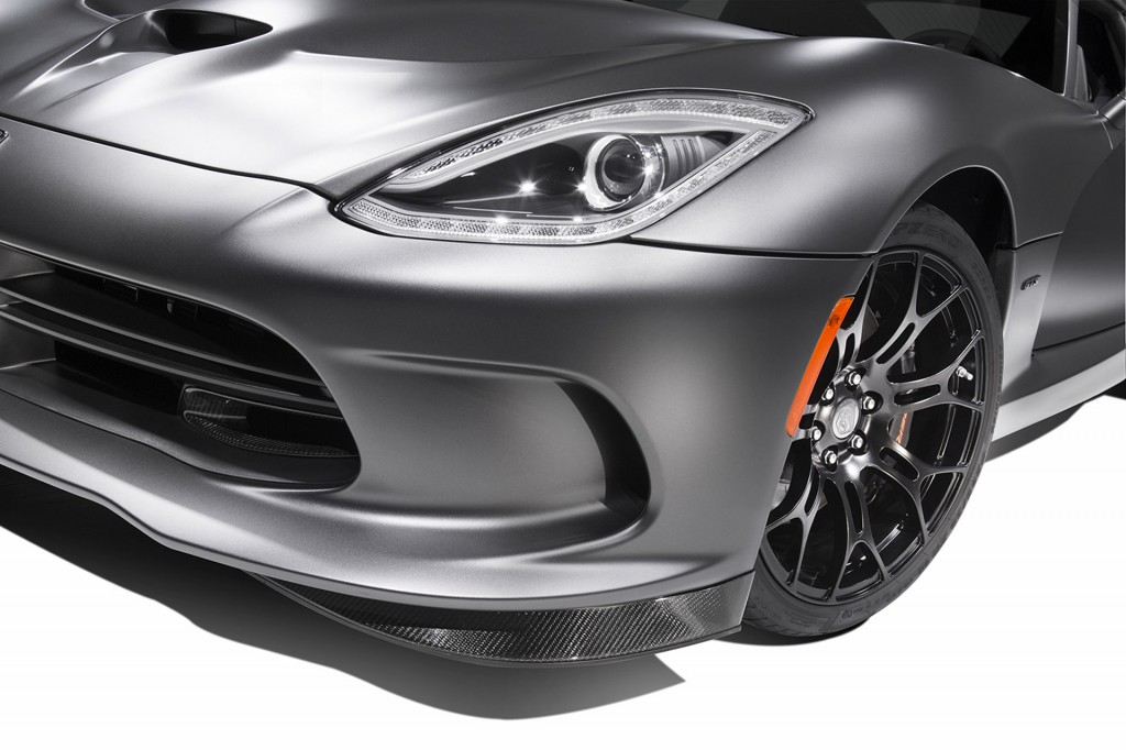 Chrysler Group's SRT (Street and Racing Technology) Brand debu