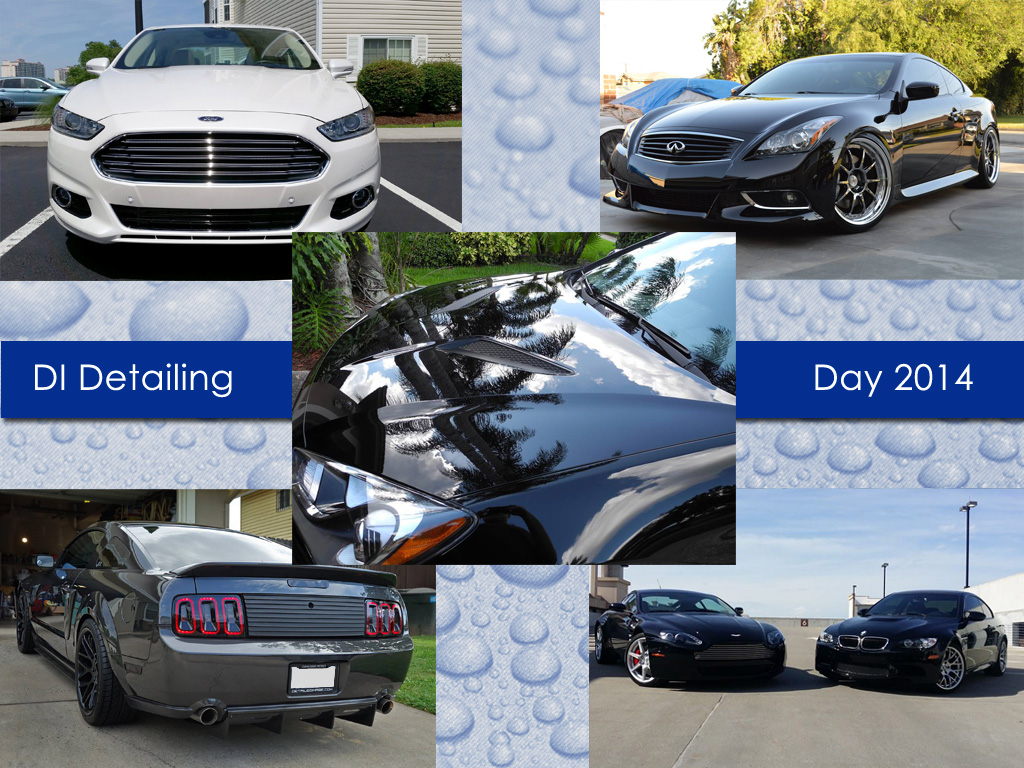 Detailing Day 2014 Photo Contest Winners