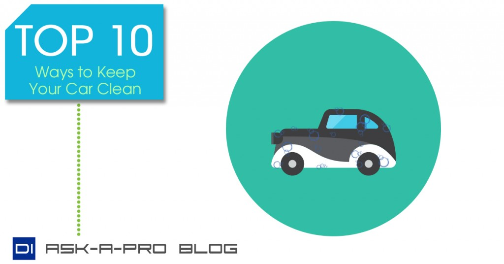 top 10 ways to keep your car clean ask a pro blog. Black Bedroom Furniture Sets. Home Design Ideas