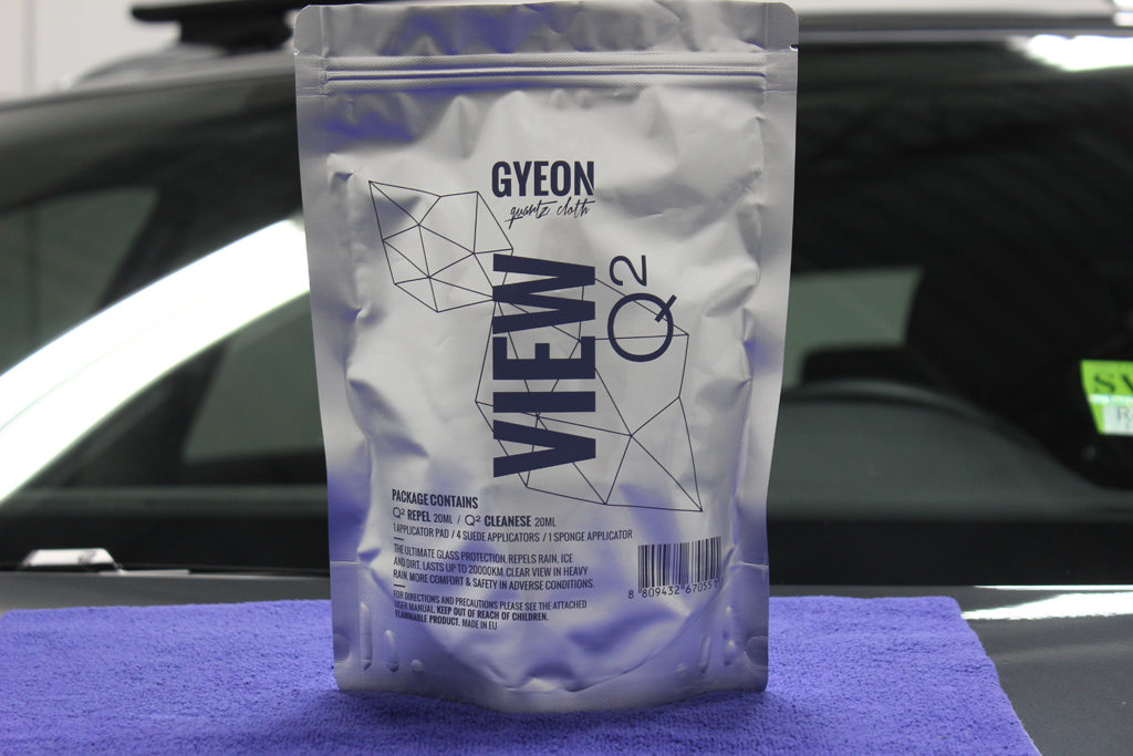 Gyeon View in package