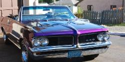 1964 GTO Preservation Detail Thumbnail