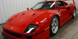 Ferrari F40: 60 Hour Restorative Detail by Todd Cooperider and Craig Reed post thumbnail