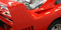 Preview: Ferrari F40 Restorative Detail post thumbnail