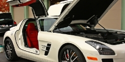 How To Detail a Brand New Car, featuring a Mercedes-Benz SLS AMG! post thumbnail
