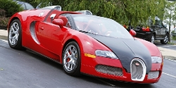 Bugatti Veyron Grand Sport by Esoteric Auto Detail! thumbnail