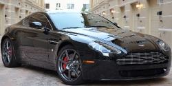 Aston Martin V8 Vantage Detail Thumbnail