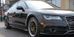 Audi A7 Paint Correction Detail and 22ple Paint Coating Application Thumbnail