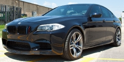 BMW M5 Paint Correction and 22PLE Glass Coating Thumbnail