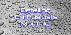Detailing Enthusiasts Monthly – June 2016 Thumbnail
