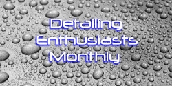 Detailing Enthusiasts Monthly – October 2013 Thumbnail