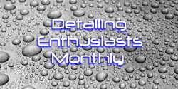 Detailing Enthusiasts Monthly – October 2015 Thumbnail