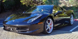 Ferrari 458 Nero Daytona Full Detail post thumbnail