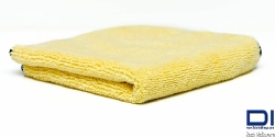 Product Review: DI Microfiber Black and Yellow Towel Thumbnail