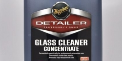 Product Review: Meguiar’s Glass Cleaner Thumbnail