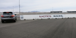 Racing at the Las Vegas Motor Speedway with Exotics Racing Part 2