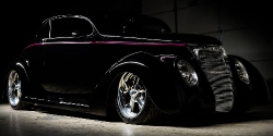 Two Step Paint Correction Overview and Video Demo: 1937 Ford Coupe Hot Rod Thumbnail