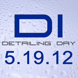 Detailed Image Detailing Day is May 21, 2011