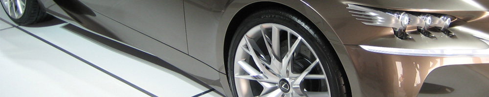 Wheel & Tire Auto Detailing Guide