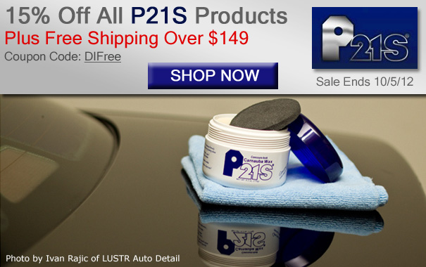 15% Off P21S