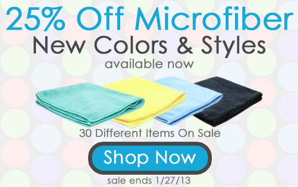 25% Off Microfiber - New Colors and Styles Available Now - Shop Now