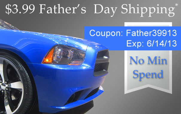 $3.99 Father's Day Shipping