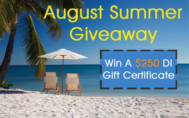 August Summer Giveaway