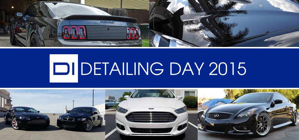 2014 Detailing Day Photo Contest Prize Winners