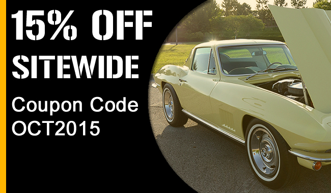 15% Off Sitewide Sale - Coupon OCT2015