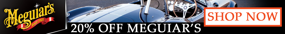 20% Off Meguiar's Sale! Shop Now