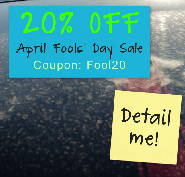 20% Off April Fools' Day Sale - Coupon: Fool20 - Shop Now