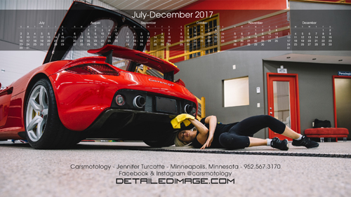 Jennifer Turcotte 2017 Wallpaper Calendar 2