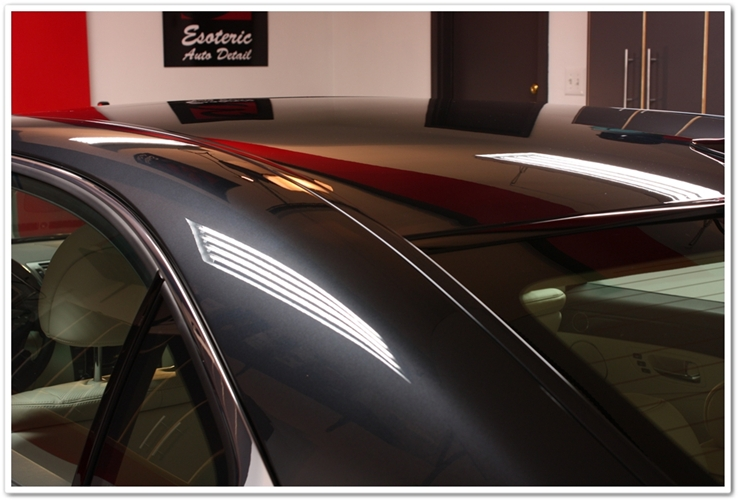 2008 Lexus LS460L detailed by Esoteric Detail