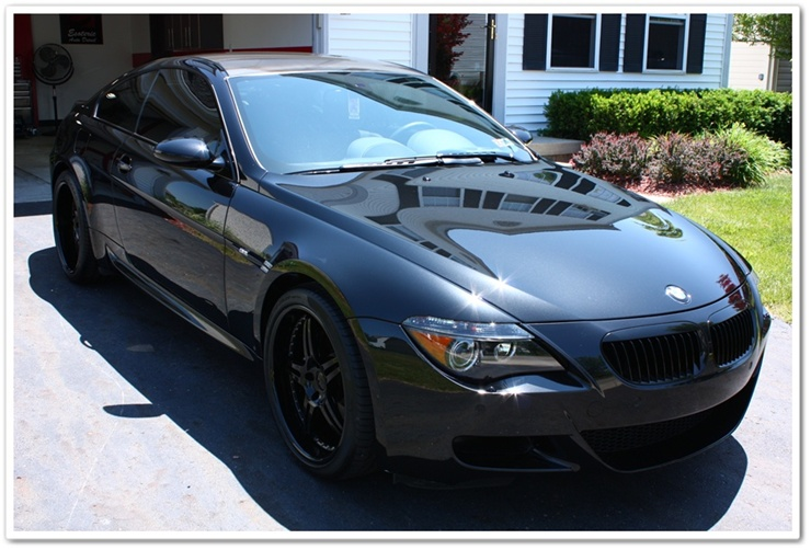 2008 bmw m6 in black sapphire metallic ask a pro blog. Black Bedroom Furniture Sets. Home Design Ideas