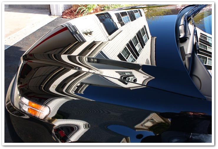Esoteric Auto Detail's 2007 Acura TL Type S in Nightha